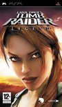 Tomb Raider, Legend (essentials) Psp