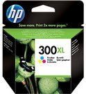 HP 300XL - Inktcartridge / Cyaan / Magenta / Geel