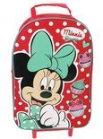 Minnie Mouse Dotty Day Out tas op wielen