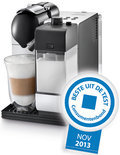 DeLonghi Nespresso Apparaat Lattissima+ EN520 - Wit