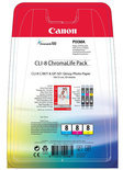Canon CLI-8 ChromaLife Pack Inktcartridges - Magenta / Cyaan / Geel
