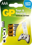 GP APC AAA. Micro Toys & Gaming 4 pack