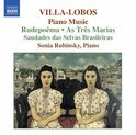 Villa-Lobos: Piano Music Vol.6