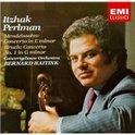Mendelssohn, Bruch: Violin Concertos / Perlman, Haitink
