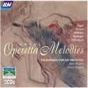 Famous Operetta Melodies - Suppe, J. Strauss, et al