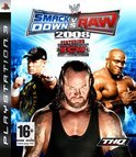 WWE SmackDown! vs. RAW 2008 /PS3