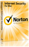 Symantec Norton Internet Security 5.0 - 1 licentie / 1 jaar / MAC / Engels