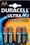 Duracell Ultra Power 4x AA