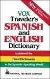 Vox Traveler's Spanish And English Dictionary