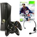 Microsoft Xbox 360 250GB + FIFA 14 + 2 Wireless Controllers