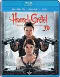 Hansel & Gretel: Witch Hunters (3D Blu-ray)