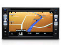 Eonon G2103E autoradio navigatie 6.2 inch touchscreen + bluetooth, MP3, AVI etc.