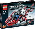 LEGO Technic Reddingshelikopter - 8068