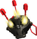 Spy Gear Spion Dart Trap - Laserset