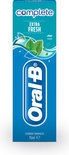 Oral-B Complete Extra Fresh - 75 ml - Tandpasta