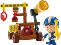 Fisher-Price Mike de Ridder Rijdend Training Station