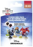 Disney Infinity 2.0 - Disney Originals Power Disc Pack (Wii U + PS4 + PS3 + XboxOne + Xbox360)