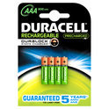 Duracell Rechargeable Accu Stay Charged - 4xAAA