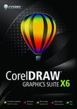 Coreldraw Graphics Suite X6 - Nederlands / Upgrade