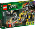 LEGO Turtles TurtleVan Onderschepping - 79115