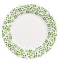 Kitchen Trend Products Ditsy Dinerbord - Ø 26 cm - Groen