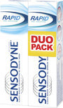 Sensodyne Rapid - 2x 75 ml - Tandpasta