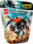 LEGO Hero Factory Splijtbeest vs Furno & Evo - 44021