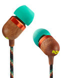 The House of Marley Smile Jamaica - In-ear oordopjes - Rasta