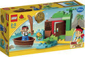 LEGO Duplo Jake's Schattenjacht - 10512