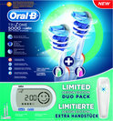 Oral-B Elektrische Tandenborstel TriZone 5000 met SmartGuide en extra handvat - Green Limited Design Edition