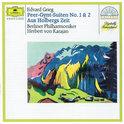 Grieg: Peer Gynt Suites 1 & 2, etc / Karajan, Berlin PO