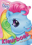 My Little Pony Kleurboek met Stickers
