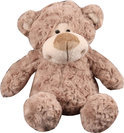 K-nuffel T-Bear Brown Grey