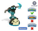Skylanders Swap Force Grim Creeper Wii + PS3 + Xbox360 + 3DS + Wii U + PS4