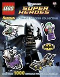 DC Universe Super Heroes Lego Batman Ultimate Sticker Collection