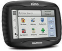 Garmin Zumo 340LM - Motornavigatie - 4.3 inch scherm