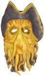 Halloween Pirates of the caribbean masker