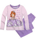 Disney Sofia The First Meisjespyjama - Lila - Maat 92