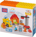 Junior Builders Construction Site (55pcs)