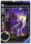 Ravensburger Wolf in maanlicht - Puzzel