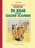 Kuifje Facsimile Krab Met De Gulden Scharen