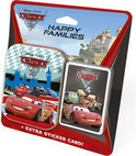 Disney - Cars II - Kwartet in tin box (Blister)