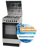 Indesit I5T MH6 AG (X)/NL Fornuis
