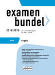 Examenbundel havo  / Engels 2012/2013