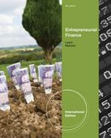 Entrepreneurial Finance, International Edition