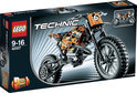 LEGO Technic Crossmotor - 42007