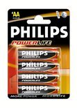 Philips LR6PB4C/10 Alkalinebatterij AA 4-blister