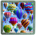 3D Mega Magna Hot Air Balloons