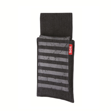 Sox Denim Stripes Draagtas - Zwart