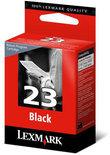 Lexmark 23 - Inktcartridge / Zwart
